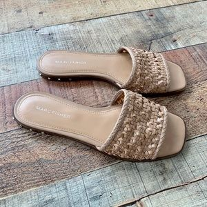 Marc Fisher Studded Sandals